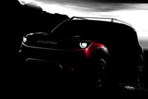 Ford prepara rival do Hyundai Creta [divulgação]