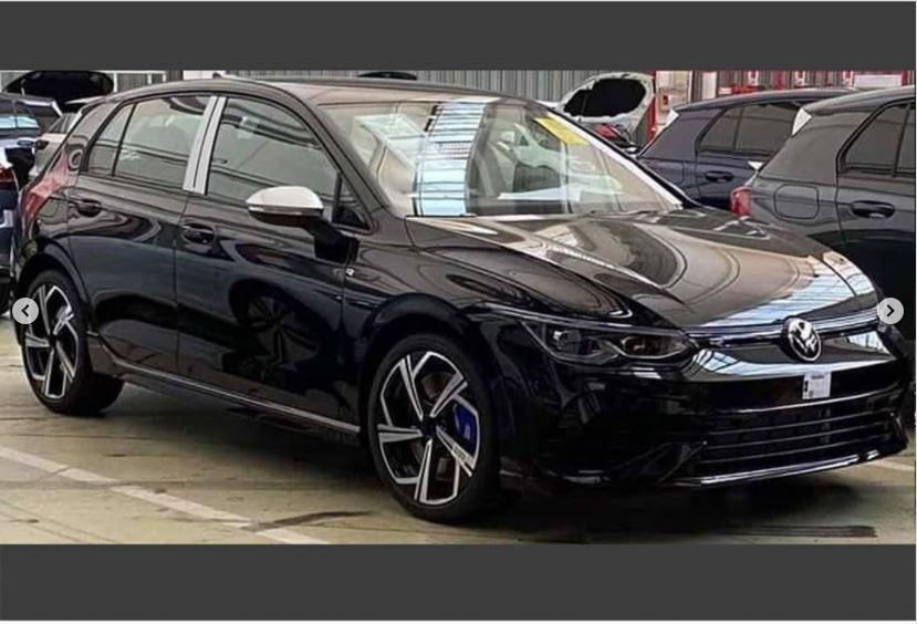 Volkswagen Golf R [reprodução]
