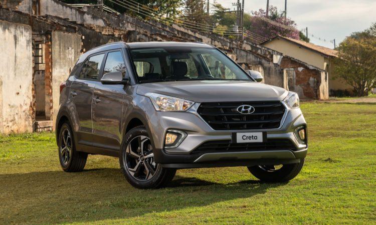 Hyundai Creta Smart Plus [divulgação]