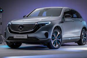 Mercedes-Benz EQC 400 4MATIC [divulgação]