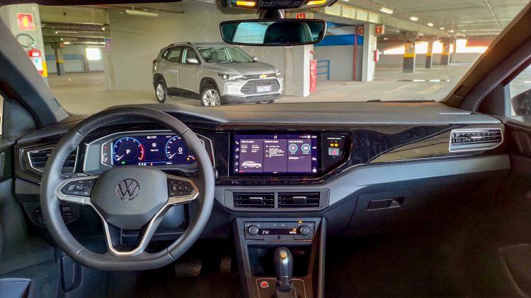 Interior Volkswagen Nivus Highline [Auto+]