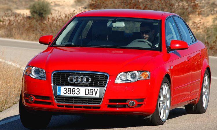 Audi A4 [divulgação]