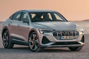 Audi e-tron Sportback [divulgação]
