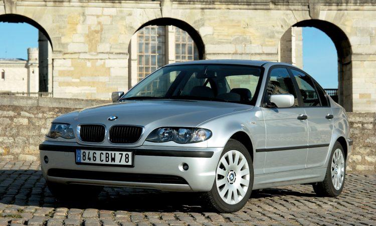 BMW Série 3 [divulgação]