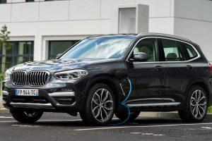 BMW X3 híbrido [divulgação]