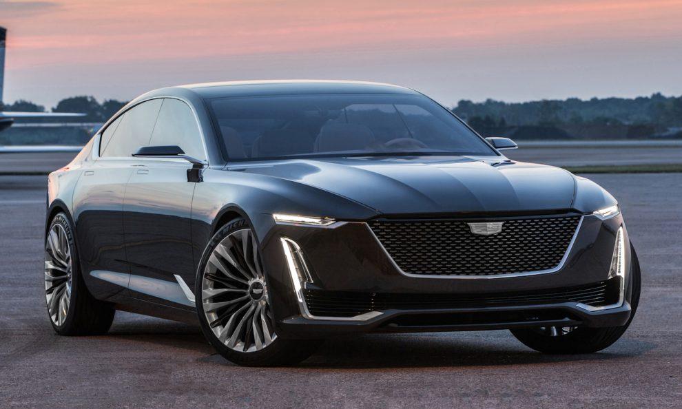 Cadillac Escala Concept [divulgação]