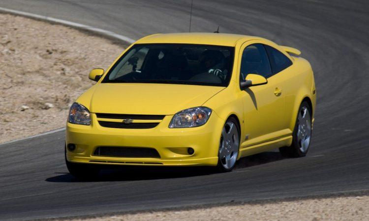 Chevrolet Cobalt SS [divulgação]