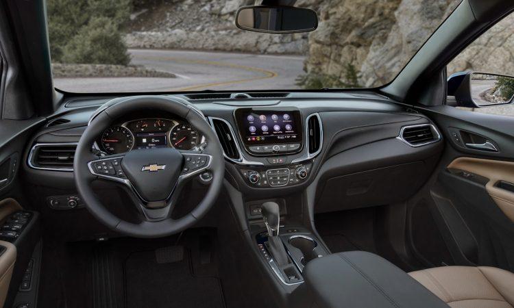 Chevrolet Equinox [divulgação]