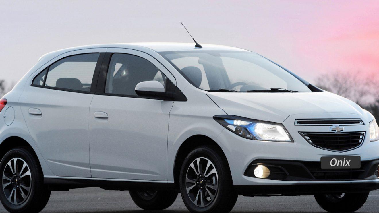 Chevrolet Onix [divulgação]