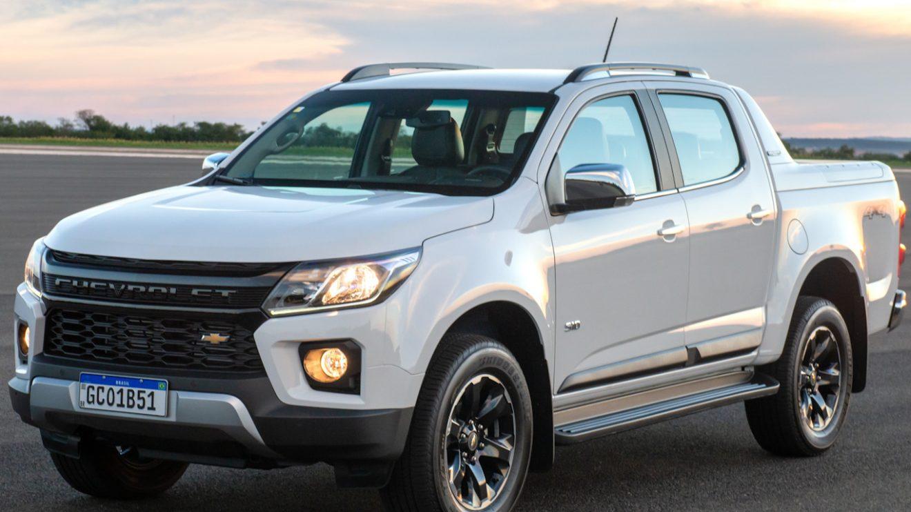 Chevrolet Colorado / S10 [divulgação]