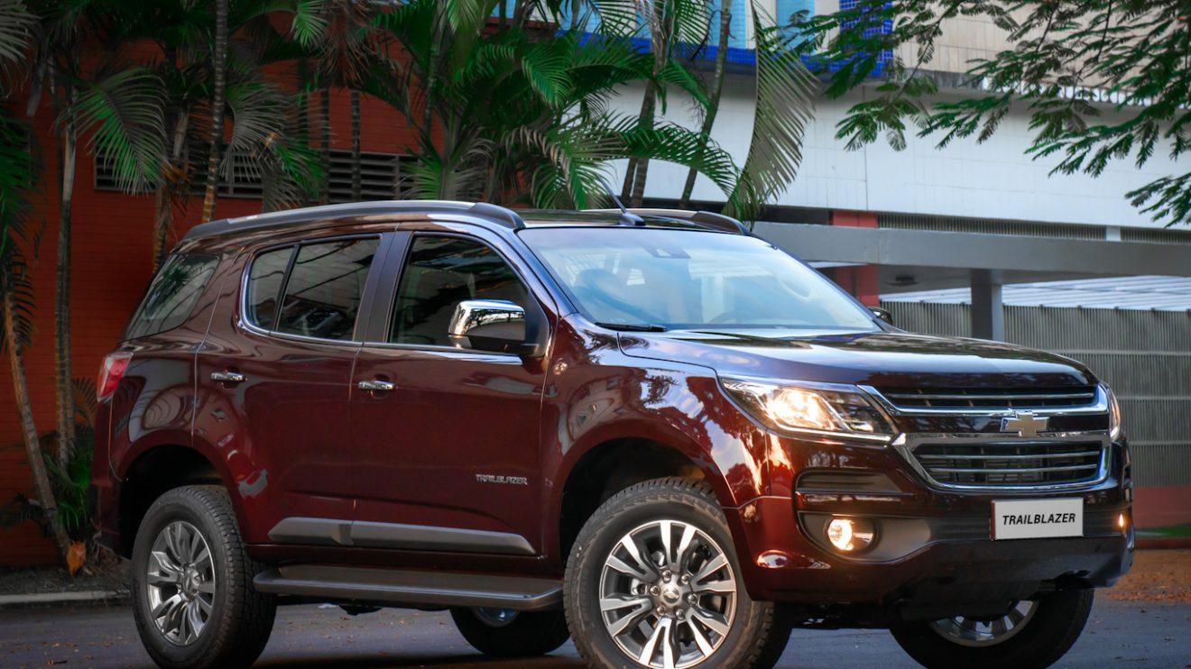 Chevrolet Trailblazer brasileiro [divulgação]