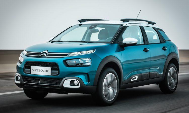 Citroën C4 Cactus [divulgação]