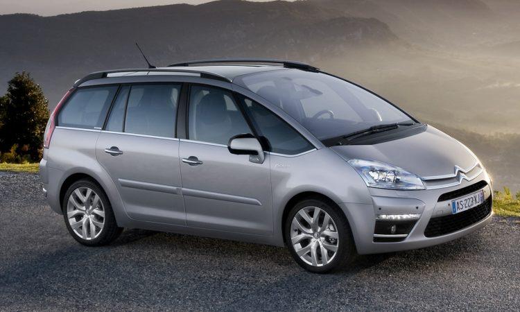 Citroën Grand C4 Picasso [divulgação]