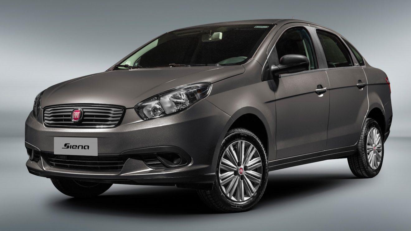 Fiat Grand Siena [divulgação]