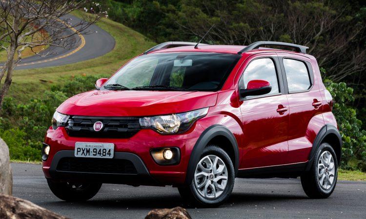 Fiat Mobi Way [divulgação]