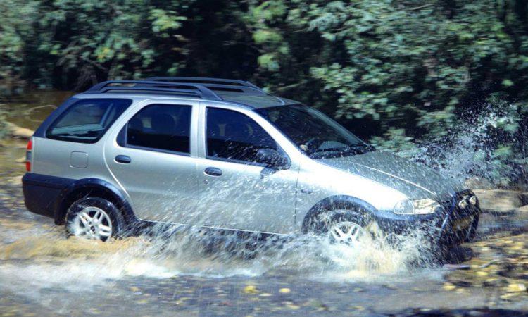 Fiat Palio Adventure [divulgação]
