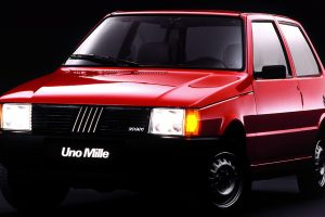 Fiat Uno Mille [divulgação]