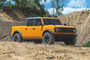 Ford Bronco Picape