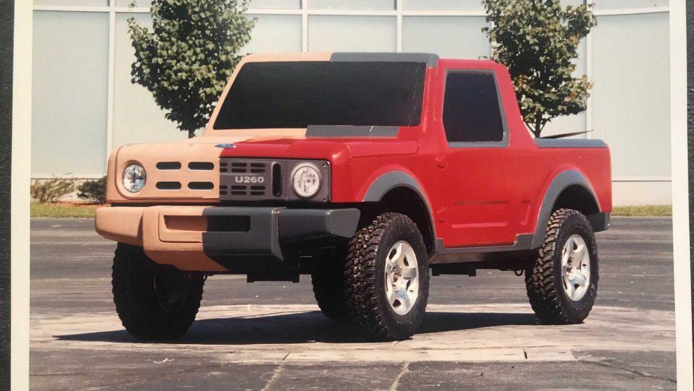 Ford Bronco Underground [divulgação]