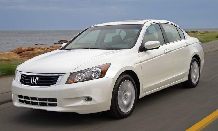 Honda Accord [divulgação]