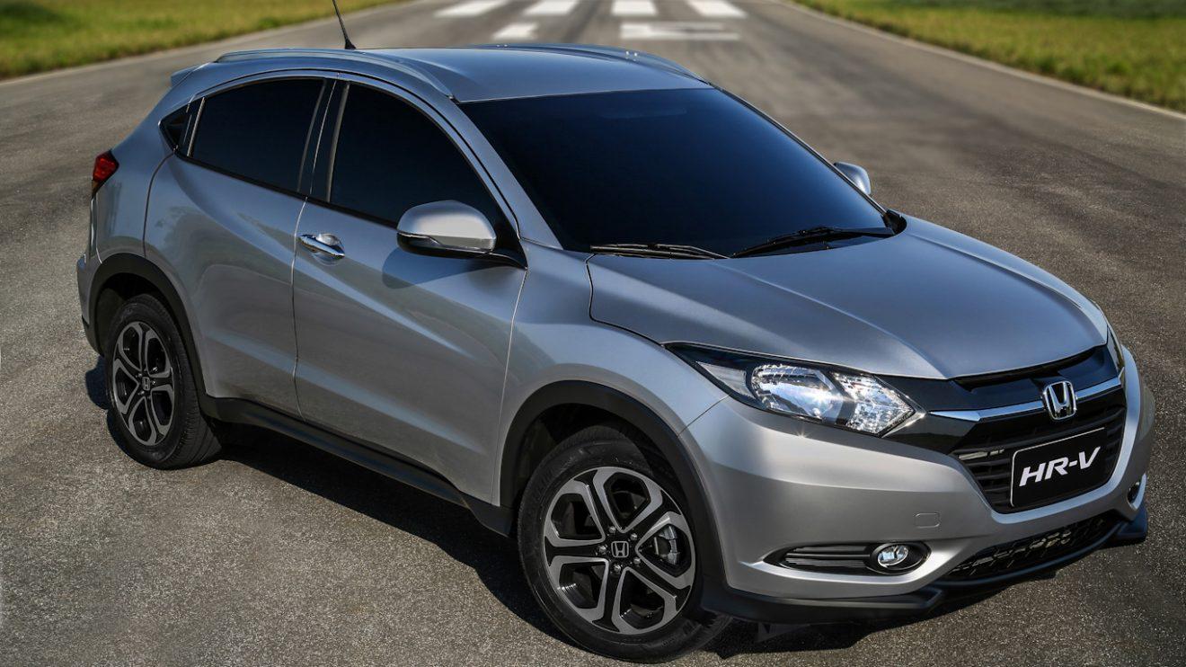 Honda HR-V [divulgação] carros brasil