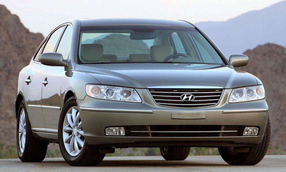 Hyundai Azera [divulgação]