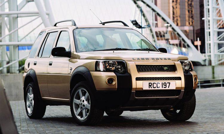 Land Rover Freelander [divulgação]