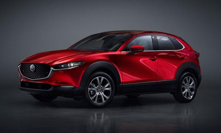 Mazda CX-30 [divulgação]
