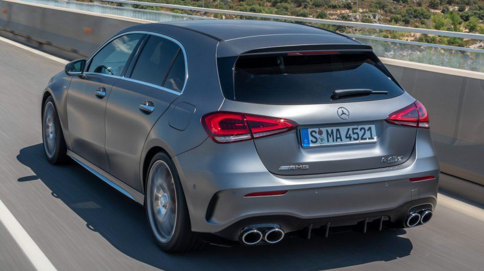 Mercedes-AMG A 45 S [divulgação