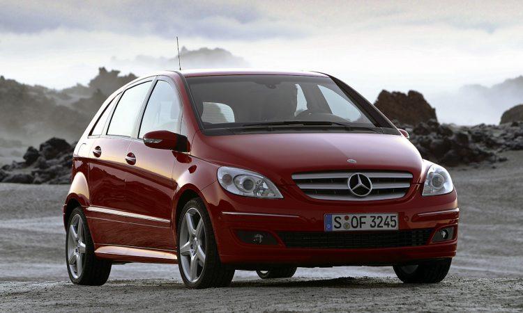 Mercedes-Benz Classe B [divulgação]
