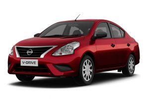 Nissan V-Drive 1.0 [divulgação]