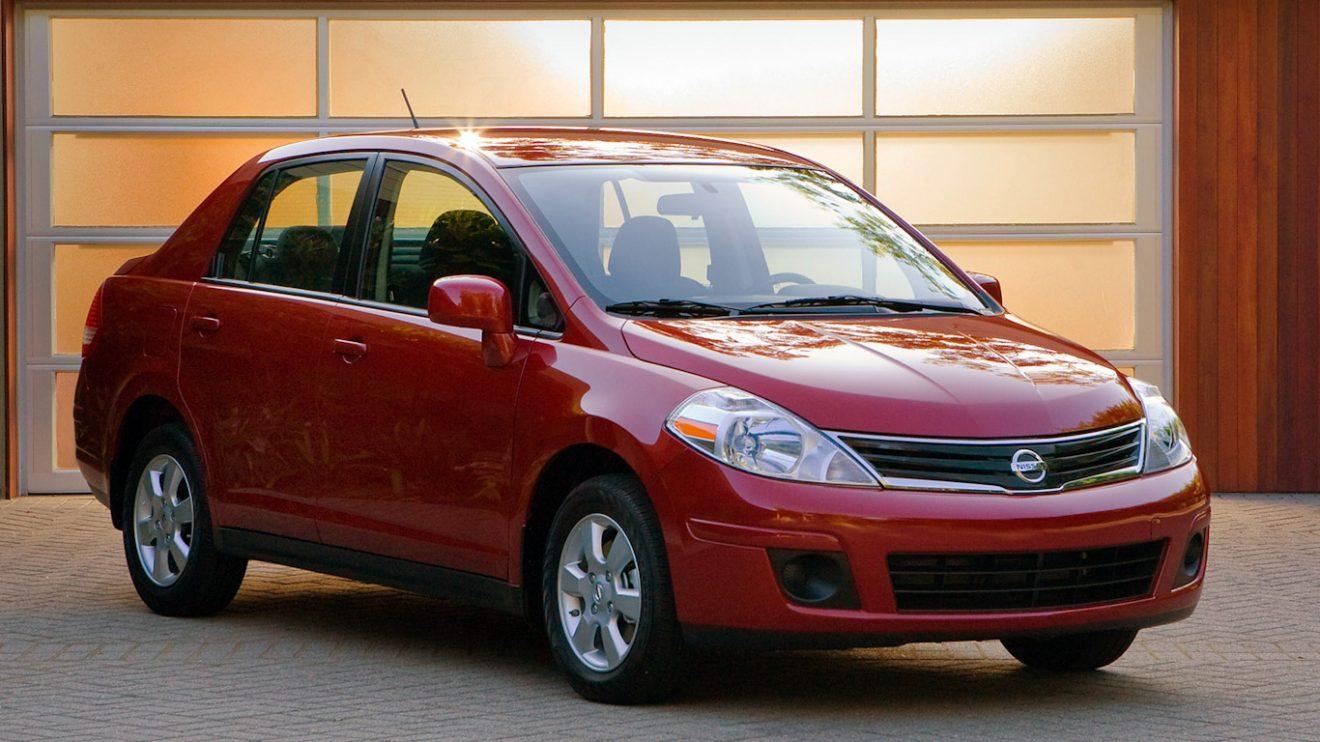 Nissan Versa / Tiida [divulgação]