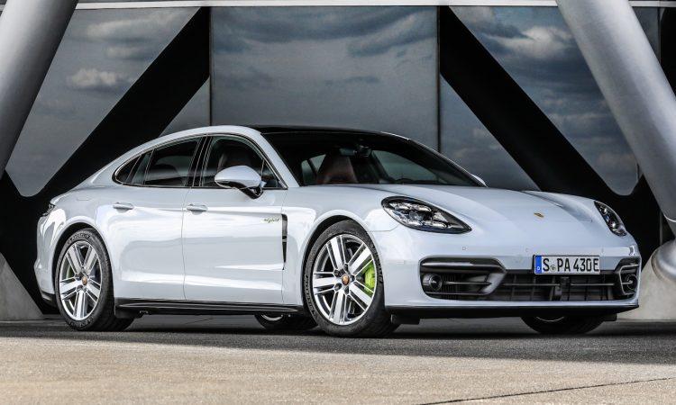 Porsche Panamera 2021 [divulgação]