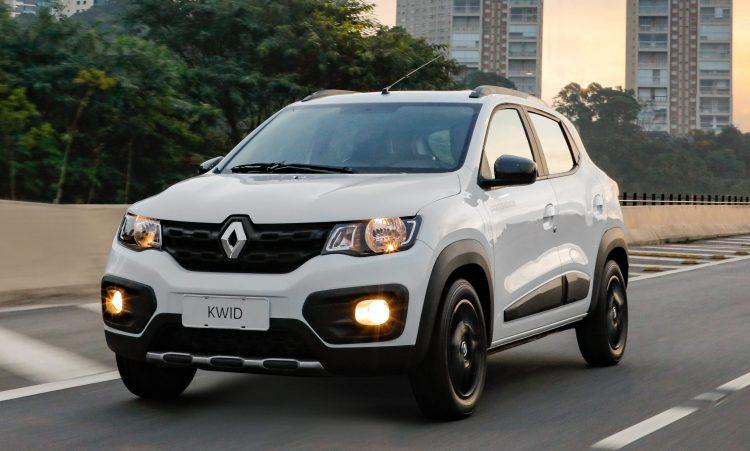 Renault Kwid está entre carros que menos desvalorizam [divulgação]
