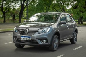 Renault Logan CVT