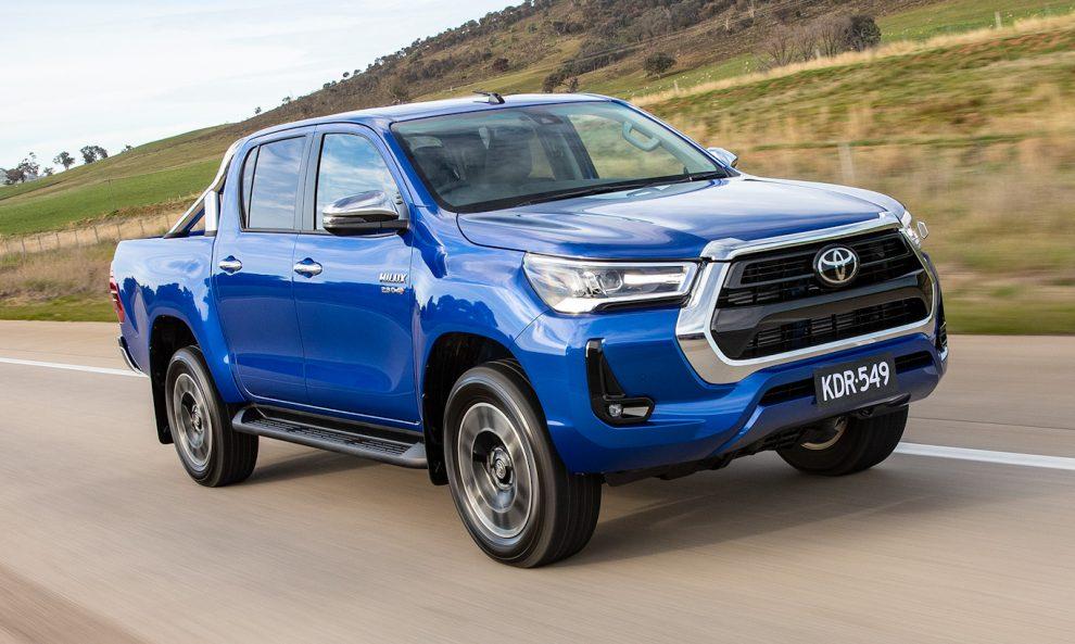 Toyota Hilux [divulgação]