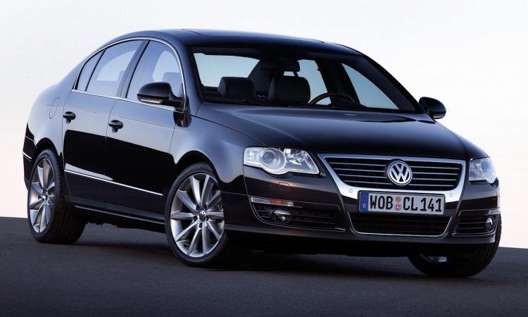Volkswagen Passat [divulgação]