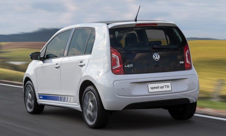 Volkswagen up! TSI [divulgação] carros brasil