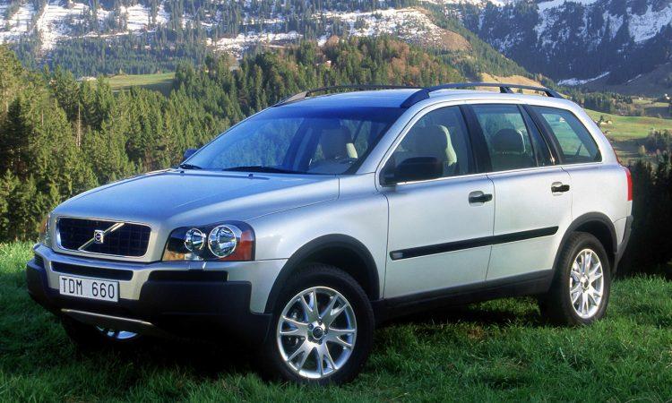 Volvo XC90 [divulgação]