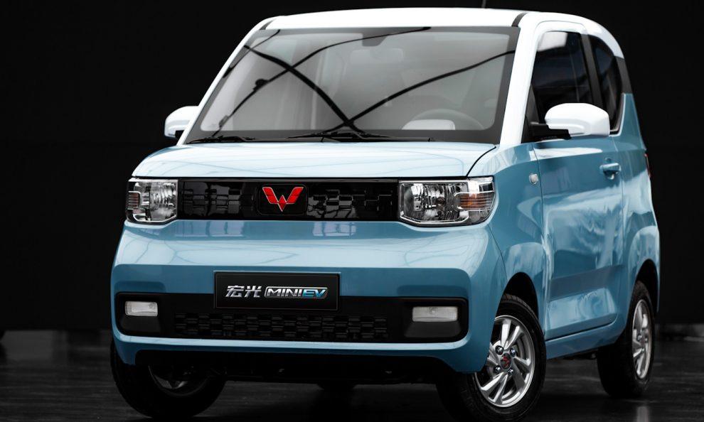 GM Wuling Hongguang MINI EV