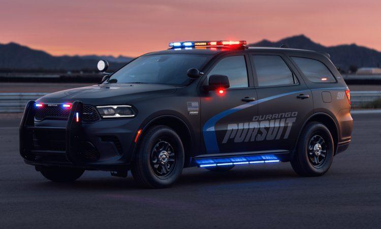 Dodge Durango Pursuit [divulgação]