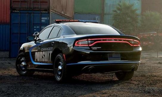Dodge Charger Pursuit [divulgação]