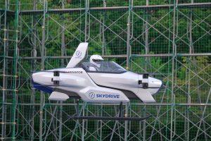Skydrive SD-03 tem patrocínio da Toyota [divulgação]