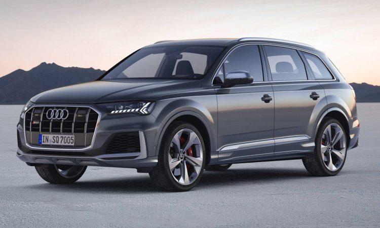 Audi SQ7 [divulgação]