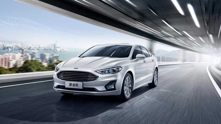 Ford Fusion 2021 [divulgação]