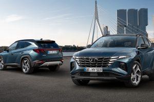 Hyundai Tucson 2021 [divulgação]