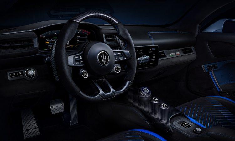 Maserati MC20 [divulgação]