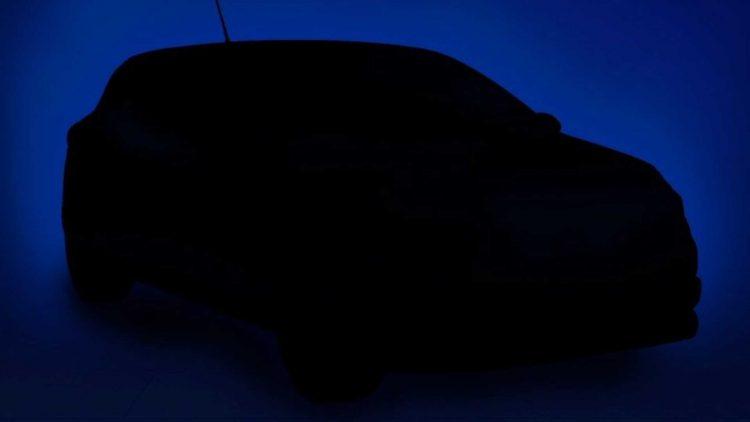 Dacia Sandero 2021 teaser [divulgação]