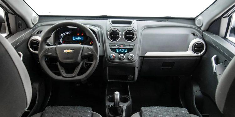 Chevrolet Montana 2021 [Divulgação]