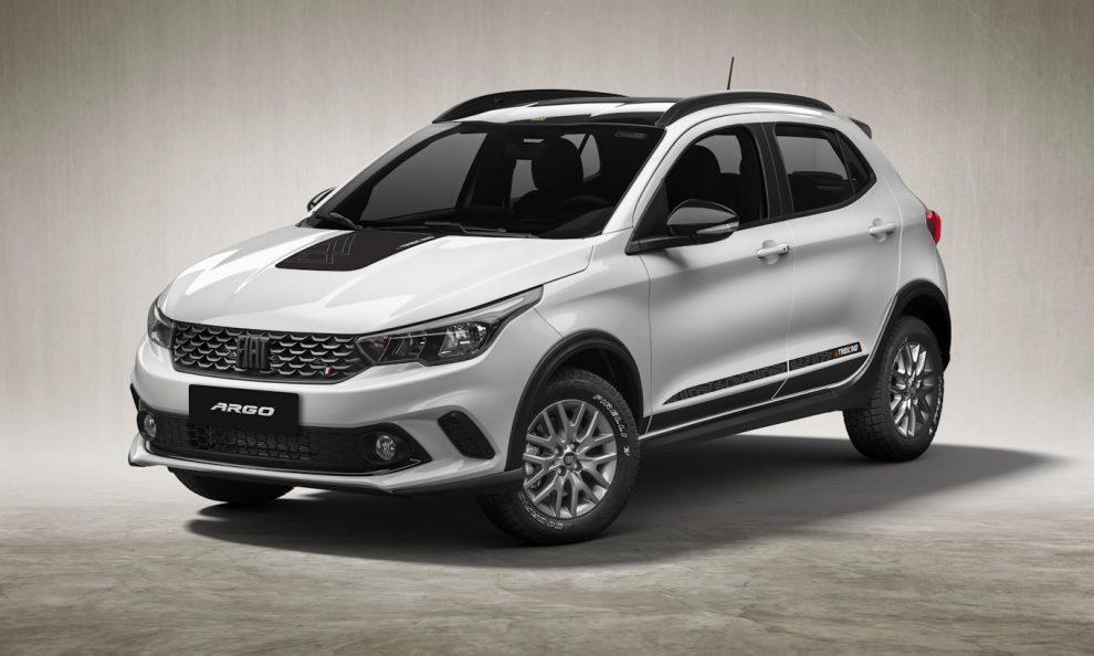 Fiat Argo Trekking 2021 [divulgação]